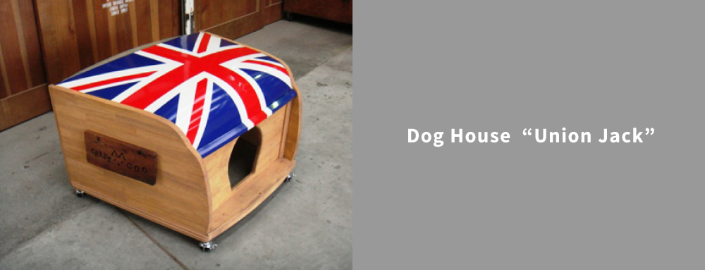 "Dog House""Union Jack"""