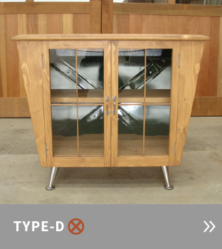 TYPE-D mini foof cabinet series