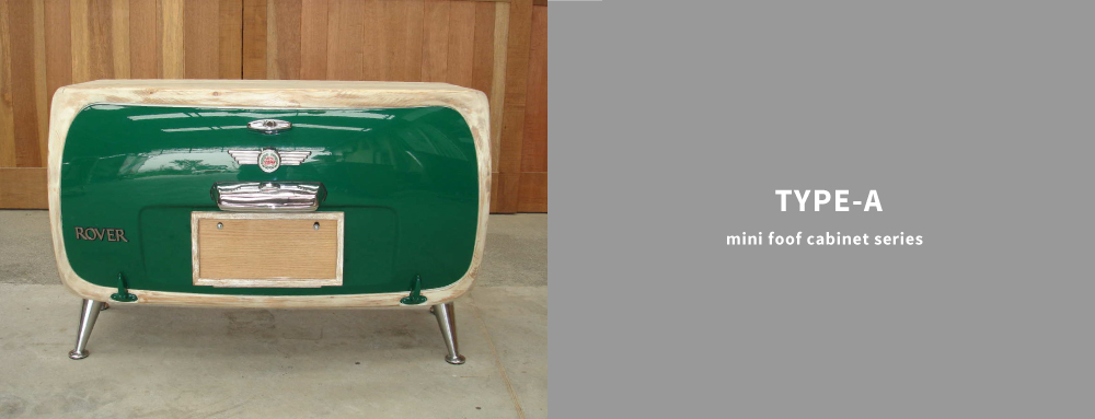 TYPE- TYPE-A mini foof cabinet series