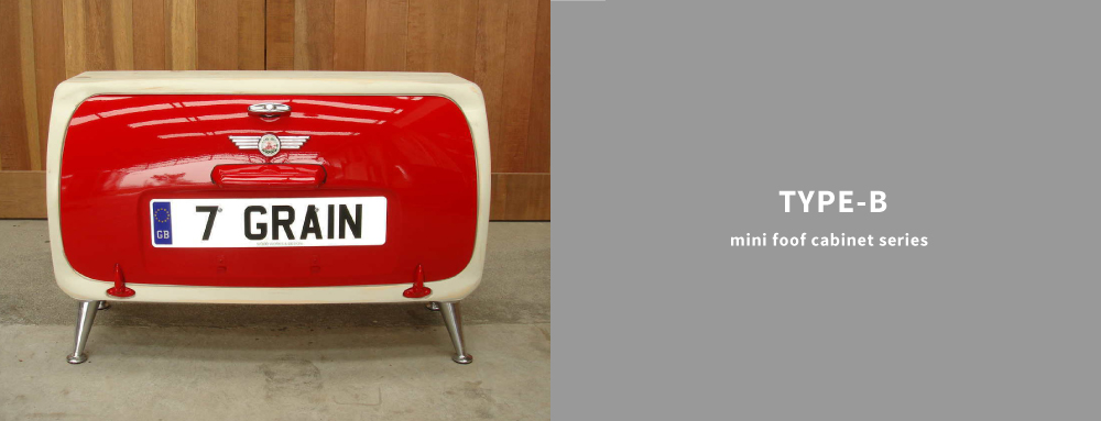 TYPE- TYPE-B mini foof cabinet series