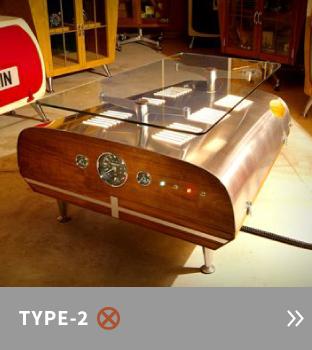 TYPE-2 SUPER-SEVEN cabinet