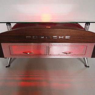Low Table 911(red)