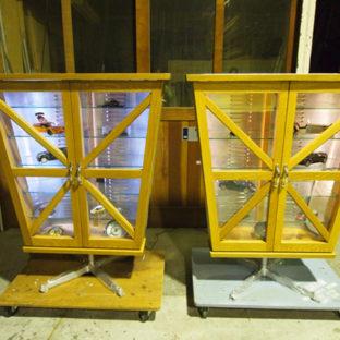 TYPE-4 SUPER-SEVEN cabinet