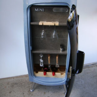 mini wine cellar BOX