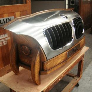 BMWワインディングマシーン